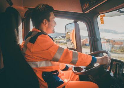 Ohne sie dreht sich kein Rad – Berufskraftfahrer im Güterverkehr