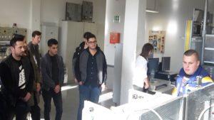Beim Tag der offenen Tür - bei der LEAG in Schwarze Pumpe