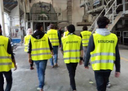 Gut verpackt und vorgestellt: Berufe in der Papierfabrik