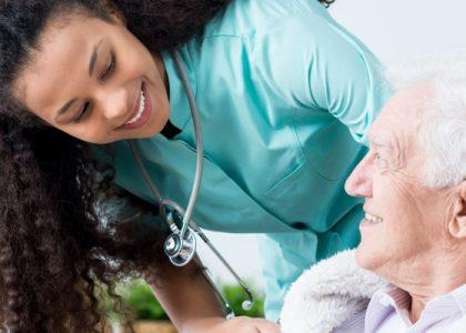 Gesundheits- und Pflegeberufe – mit 19 Interessent*Innen beim CTK Cottbus
