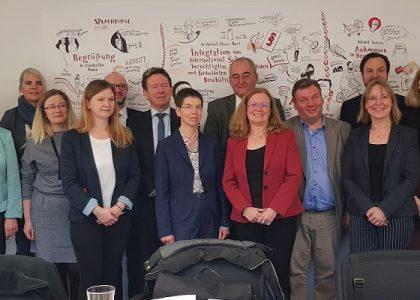 Beirat mit namhaften Mitgliedern unterstützt ab sofort  KAUSA Servicestelle Brandenburg