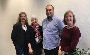 Das Team der Berater der KAUSA Servicestelle Brandenburg