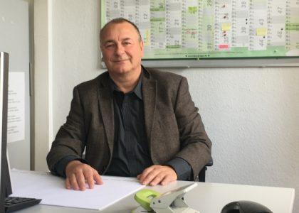 Neuer KAUSA-Berater am Standort Oranienburg: Herr Ingo Bombel