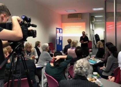 Starke Frauen mit Migrationshintergrund und ihre Wege in die Berufswelt
