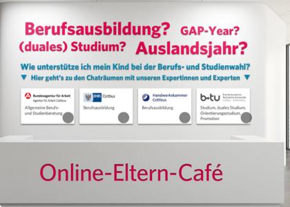 Online – Eltern – Café zur Berufsorientierung